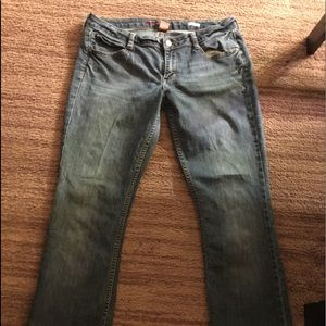Arizona jeans size 13 boot cut new condition